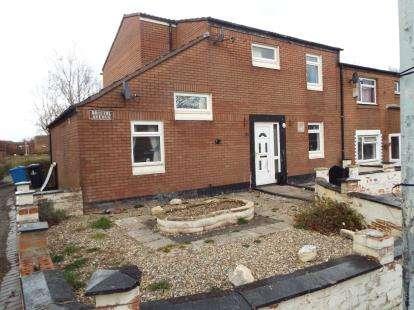 4 Bedrooms End Of Terrace House for sale in Bristol Avenue, Murdishaw, Runcorn, Cheshire, WA7