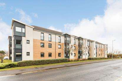 2 Bedrooms Flat for sale in Shawfarm Gardens, Prestwick
