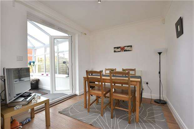 3 Bedrooms Terraced House for sale in Trubshaw Close, Horfield, Bristol, BS7 0AD