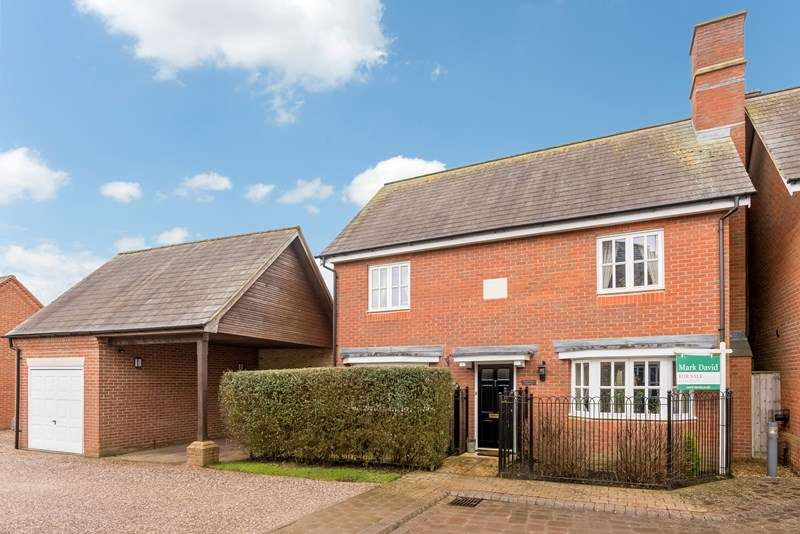 Detached House for sale in Hickman Close, Greatworth