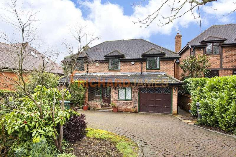 4 Bedrooms Detached House for sale in Milespit Hill, Mill Hill