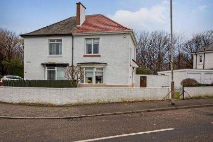 3 Bedrooms Semi Detached House for sale in Sandyhills Road, Sandyhills, Glasgow
