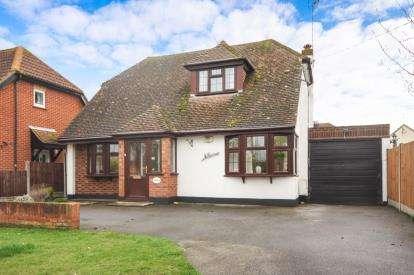 3 Bedrooms Detached House for sale in Stambridge, Rochford, Essex