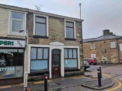 1 Bedroom End Of Terrace House for sale in High Street, Rishton, Blackburn, Lancashire