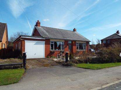 3 Bedrooms Bungalow for sale in Croston Road, Faringotn Moss, Leyland, Lancashire