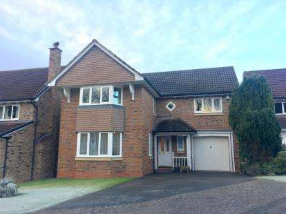 4 Bedrooms House for sale in Farm Garth, Great Ayton, North Yorkshire, Uk