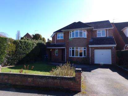 4 Bedrooms Detached House for sale in Avon Crescent, Stratford Upon Avon