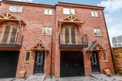 4 Bedrooms House for sale in The Courtyard, Hill Street, Walsall