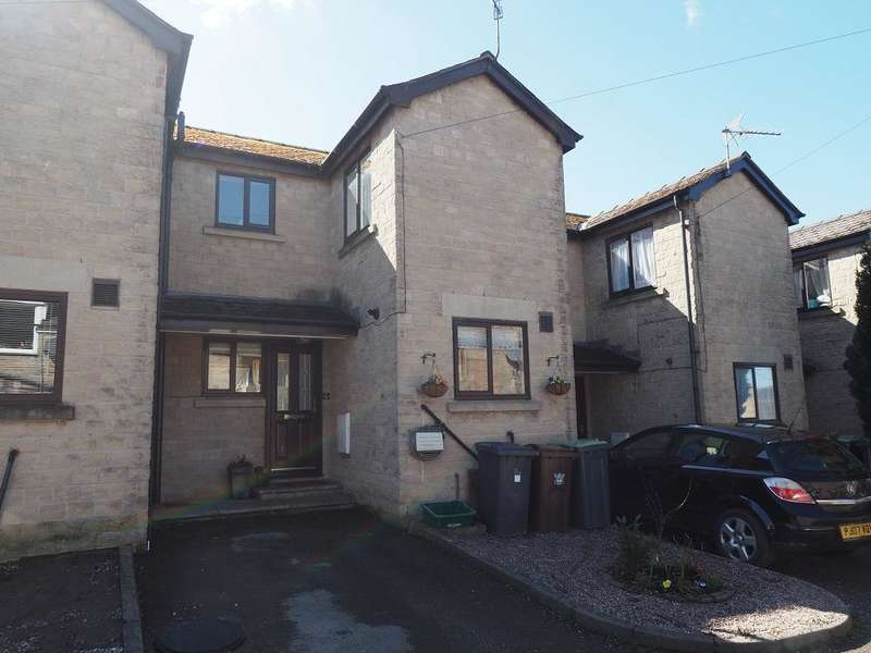 2 Bedrooms Terraced House for sale in Western Lane, Buxworth, High Peak, Derbyshire, SK23 7NS