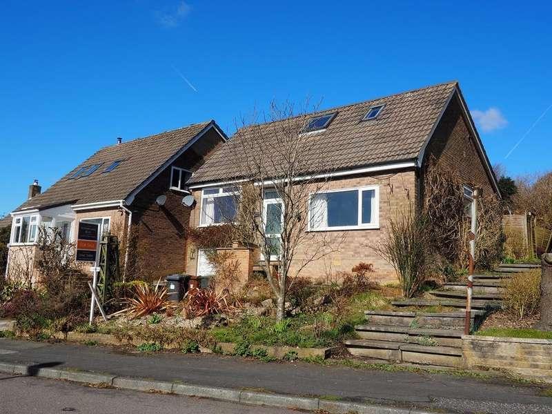 3 Bedrooms Detached House for sale in Godward Road, New Mills, High Peak, Derbyshire, SK22 3BU