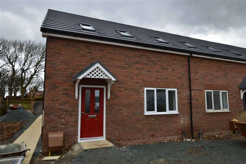 3 Bedrooms End Of Terrace House for sale in Esplanade Mews, Hornsea, East Yorkshire