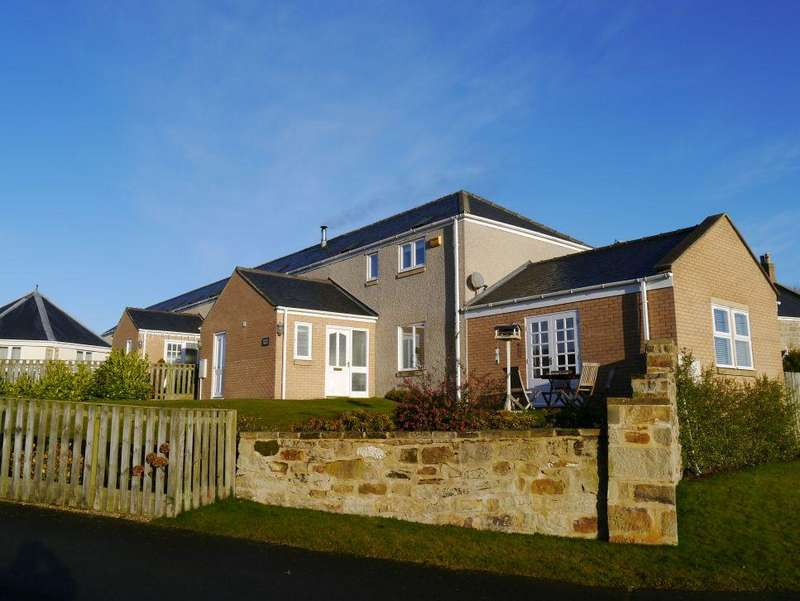 3 Bedrooms Semi Detached House for sale in Longhorsley, Morpeth