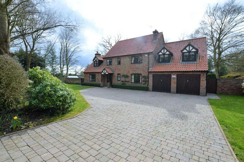 4 Bedrooms Detached House for sale in The Thistle Marlpit Road, THOMPSON