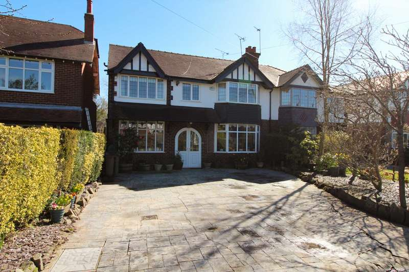 4 Bedrooms Semi Detached House for sale in MOOR LANE, Woodford