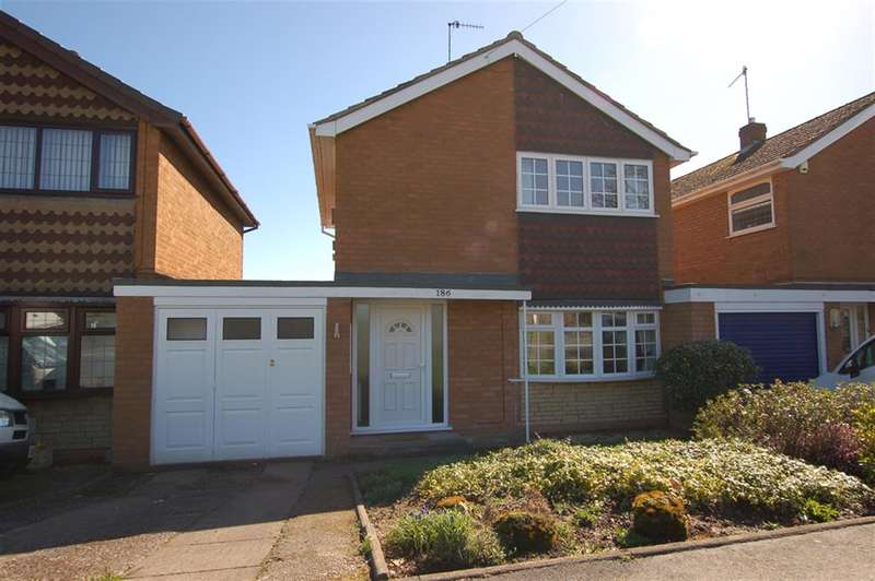 3 Bedrooms Detached House for sale in Balmoral Road, Stourbridge, DY8 5JZ