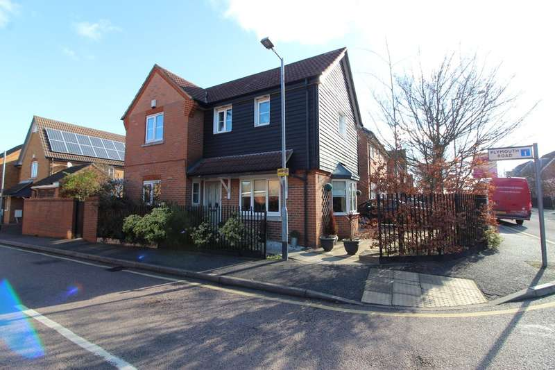 3 Bedrooms Detached House for sale in Plymouth Road, Chafford Hundred