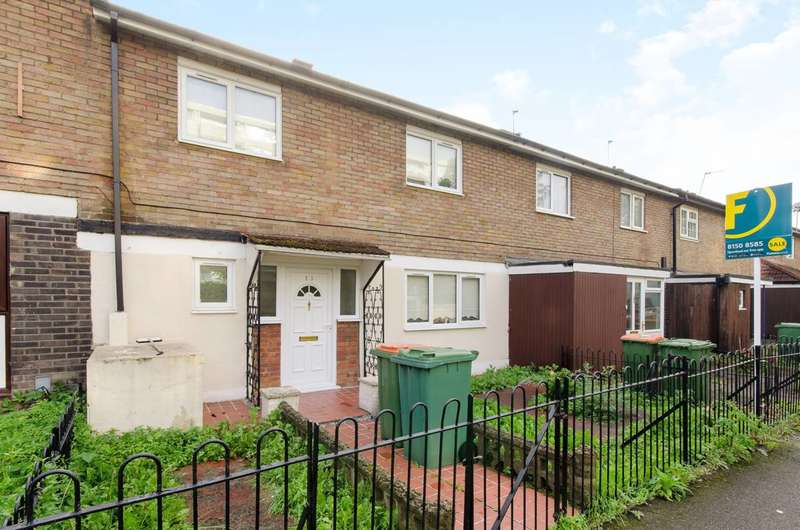 4 Bedrooms Terraced House for sale in Ada Gardens, Stratford, E15