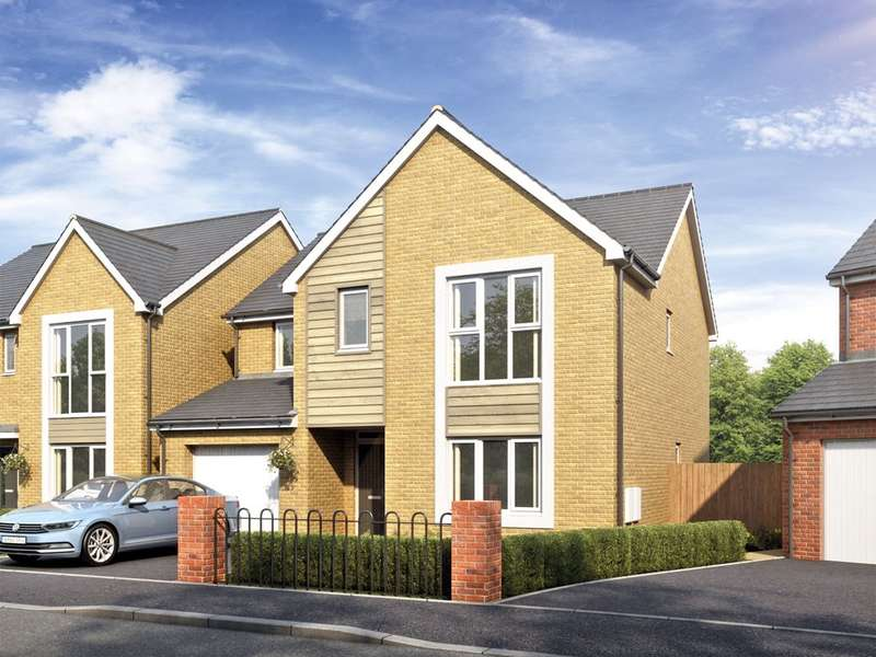 5 Bedrooms Detached House for sale in Cofton Grange, Cofton Hackett, Birmingham, B45