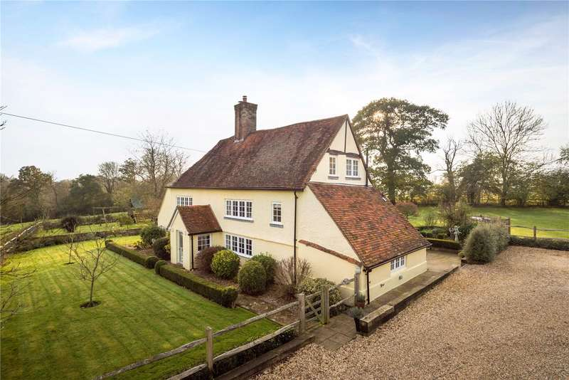 5 Bedrooms Detached House for sale in Blackgate Lane, Pulborough, West Sussex, RH20