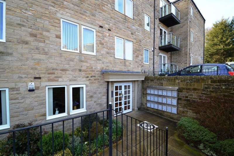 2 Bedrooms Apartment Flat for sale in Chapel Court, Sandmoor Garth, Idle, BD10