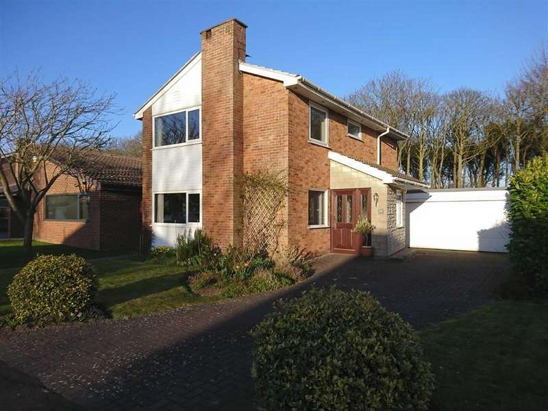 3 Bedrooms Detached House for rent in Hall Park Drive, Lytham St Annes, Lancashire