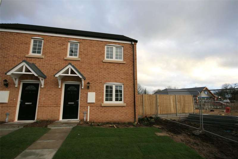 2 Bedrooms Semi Detached House for sale in Mayflower Gardens, Old Leake, PE22