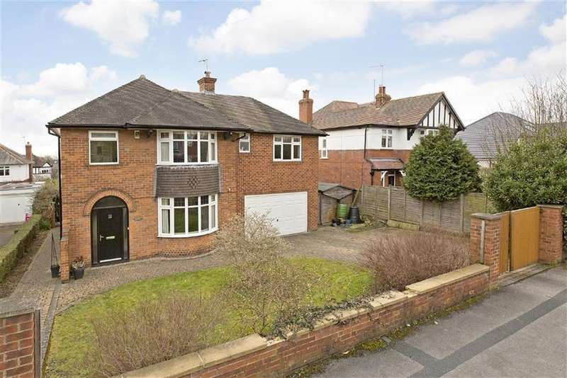 5 Bedrooms Detached House for sale in Harlow Oval, Harrogate, North Yorkshire