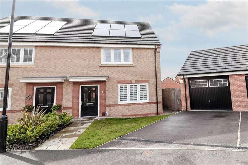 2 Bedrooms Semi Detached House for sale in Oak Drive, Harrogate, North Yorkshire