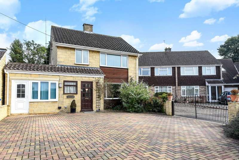 5 Bedrooms Detached House for sale in Kidlington, Oxfordshire, OX5