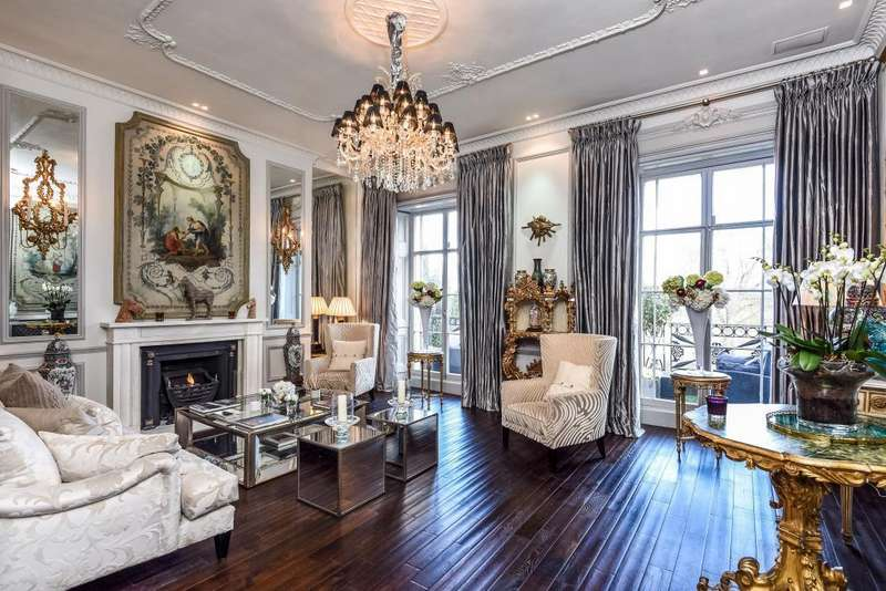 5 Bedrooms House for rent in Hanover Terrace, St Johns Wood, NW1, NW1