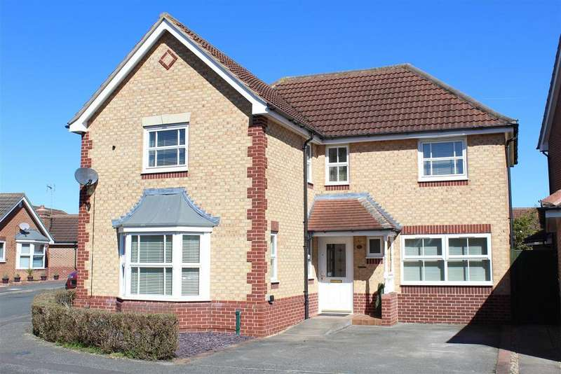 4 Bedrooms Detached House for sale in Adwalton Close, Newark