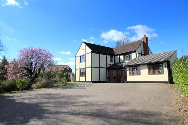 5 Bedrooms Detached House for sale in West Bergholt, North of Colchester
