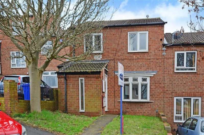 3 Bedrooms Terraced House for sale in 17, Heeley Green, Heeley Green, Sheffield, S2