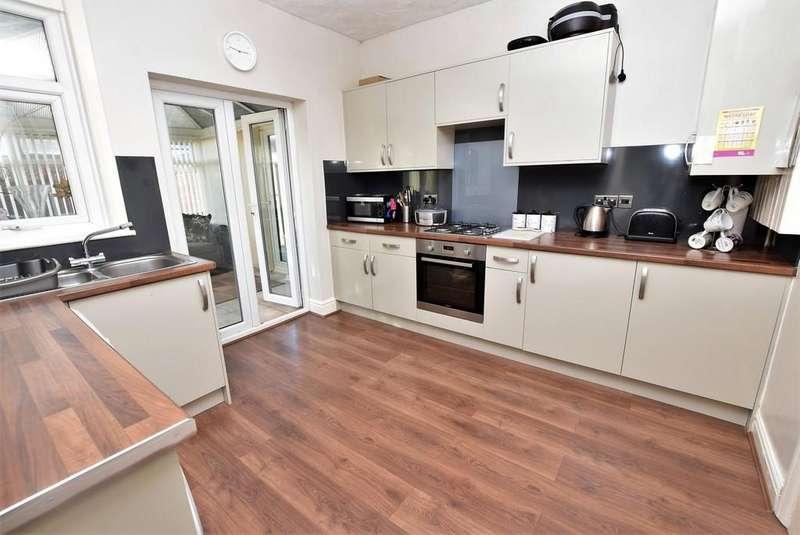 3 Bedrooms Semi Detached House for sale in Maple Avenue, Haydock, St. Helens