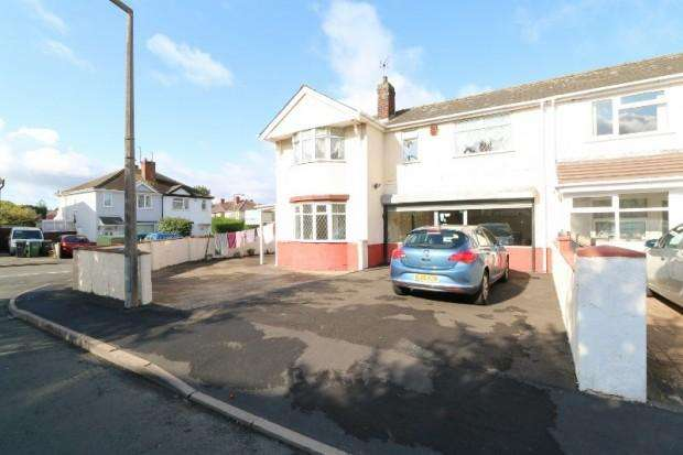 4 Bedrooms Semi Detached House for sale in Charlotte Road, Wednesbury, WS10