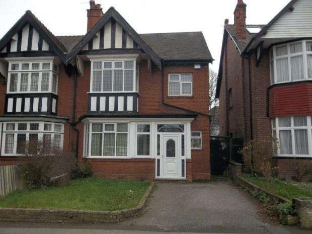 4 Bedrooms Semi Detached House for sale in Somerset Road, Handsworth Wood, B20