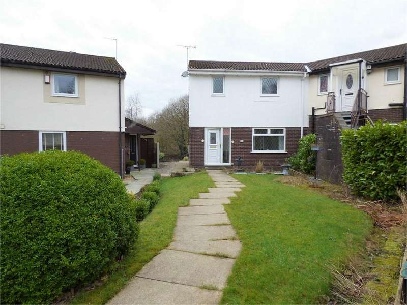 2 Bedrooms Semi Detached House for sale in Preston Old Road, BLACKBURN, Lancashire