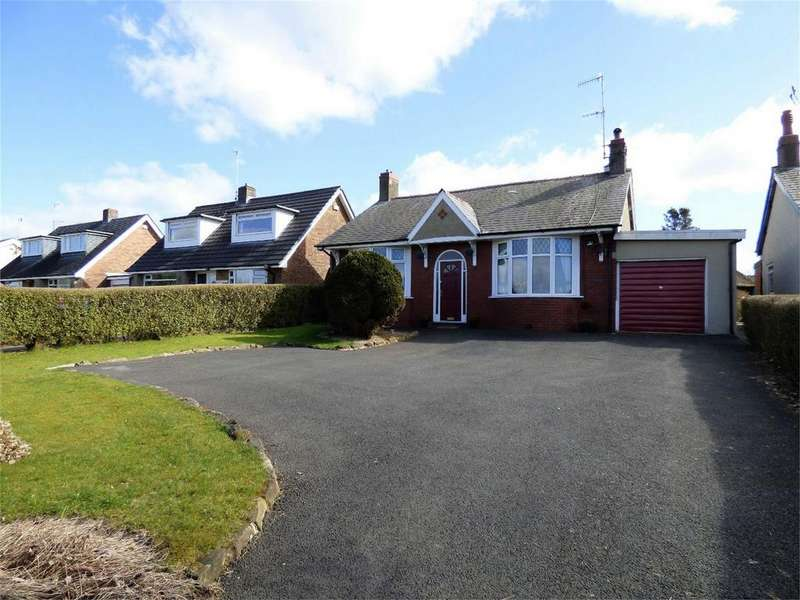 2 Bedrooms Detached Bungalow for sale in Longsight Road, Copster Green, BLACKBURN, Lancashire