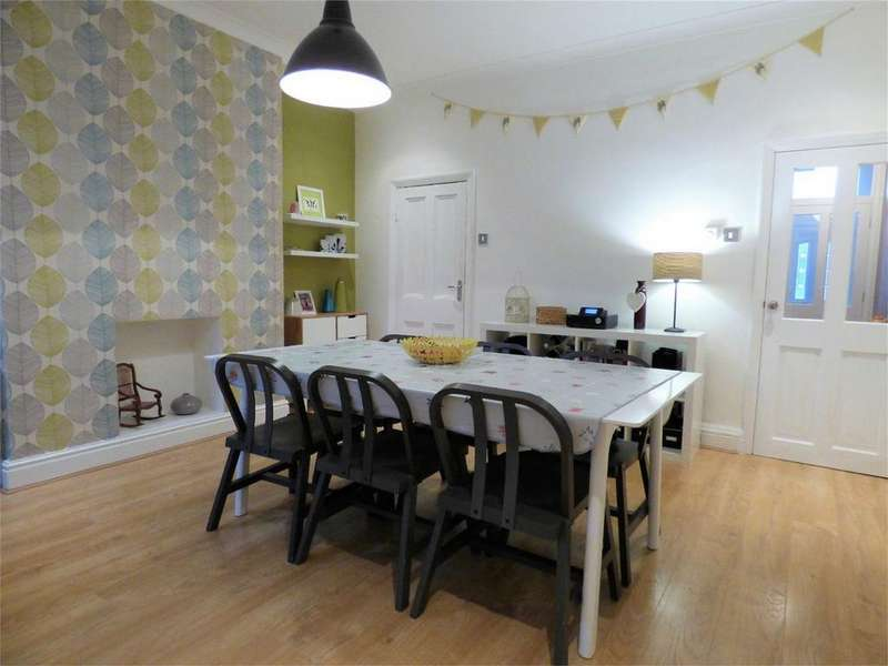 3 Bedrooms Terraced House for sale in Selous Road, BLACKBURN, Lancashire