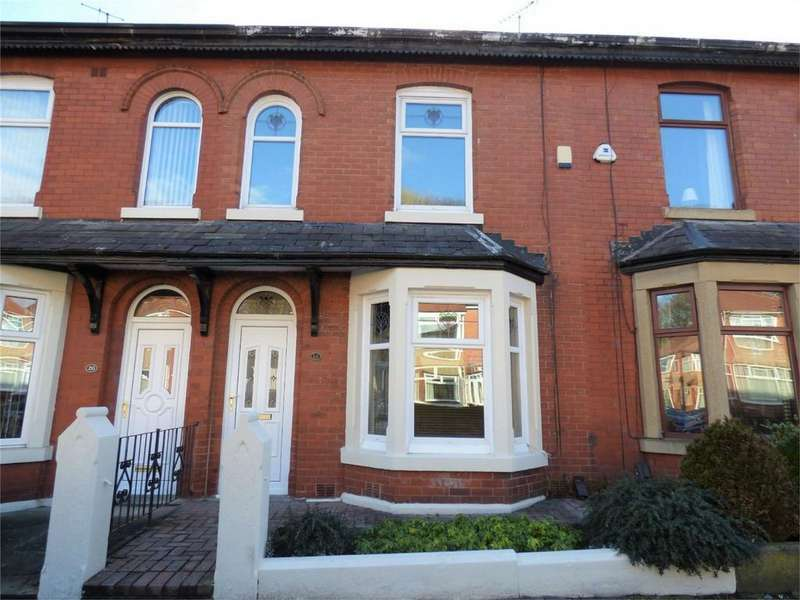 3 Bedrooms Terraced House for sale in Nares Road, BLACKBURN, Lancashire