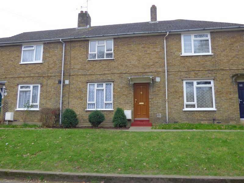 3 Bedrooms Terraced House for sale in Darnley Road, Strood, Rochester