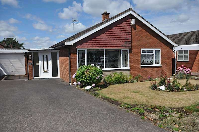 2 Bedrooms Detached Bungalow for sale in OLDSWINFORD - Oakleigh Road
