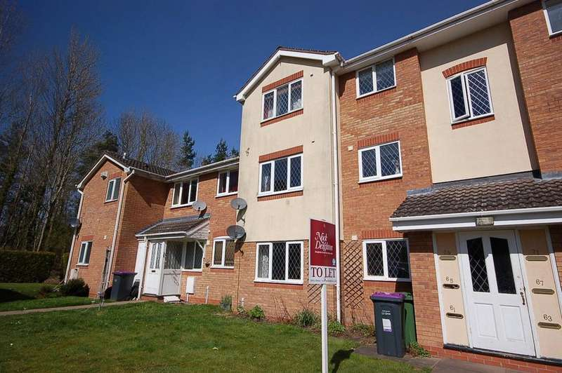 2 Bedrooms Flat for rent in 65 Midland Court, Stanier Drive, Madeley, Telford, TF7