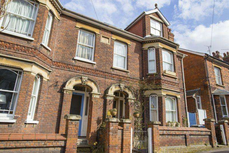 7 Bedrooms Semi Detached House for sale in Nelson Road, Bury St. Edmunds