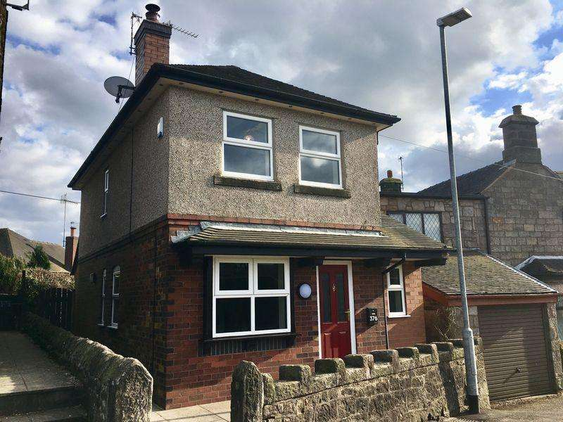 3 Bedrooms Detached House for rent in New Street, Biddulph Moor