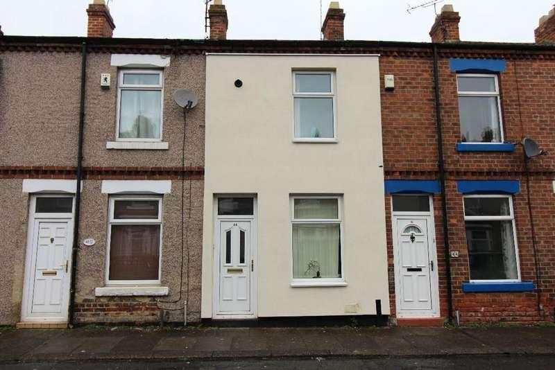 2 Bedrooms Terraced House for sale in Surtees Street, The Denes