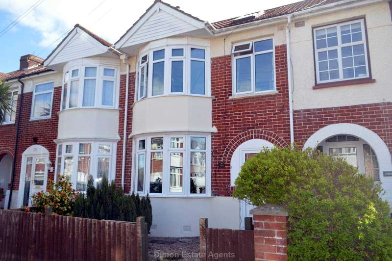 4 Bedrooms Terraced House for sale in Hill Park Road, Gosport