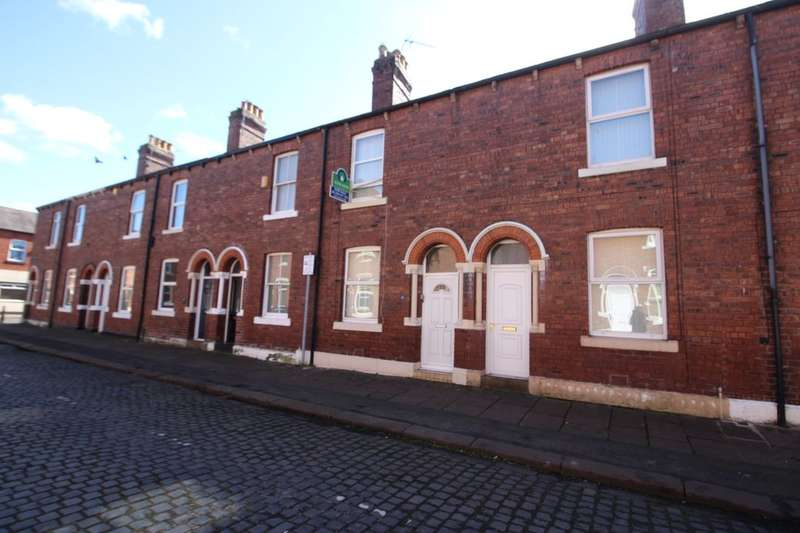 2 Bedrooms Property for sale in Colville Terrace, Carlisle, CA2