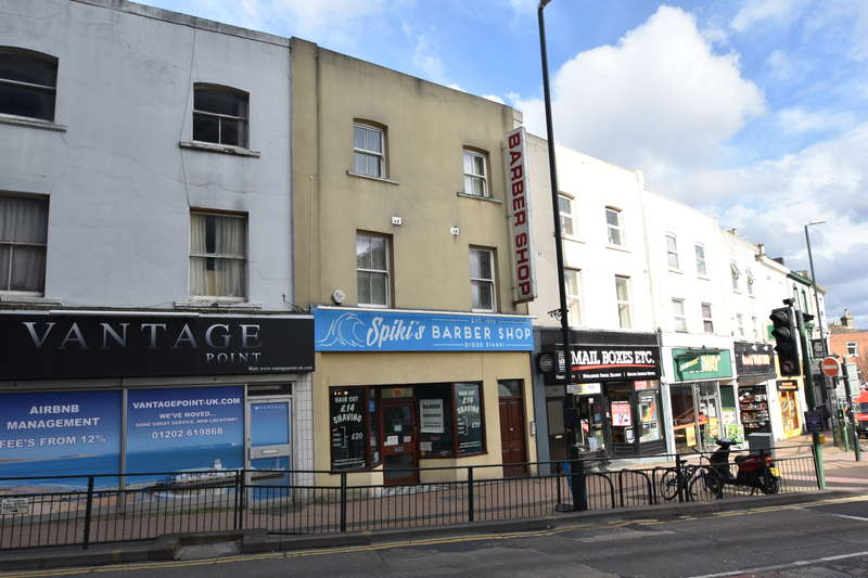 Shop Commercial for sale in 91 Commercial Road, Bournemouth, Dorset BH2 5RT