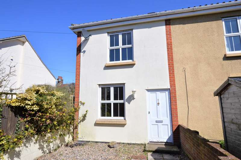 4 Bedrooms Semi Detached House for sale in Bracondale Green, NR1
